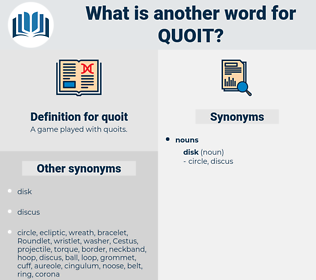 quoit, synonym quoit, another word for quoit, words like quoit, thesaurus quoit