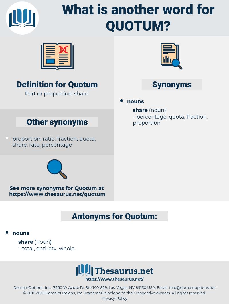 Quotum, synonym Quotum, another word for Quotum, words like Quotum, thesaurus Quotum