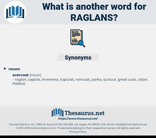 raglans, synonym raglans, another word for raglans, words like raglans, thesaurus raglans