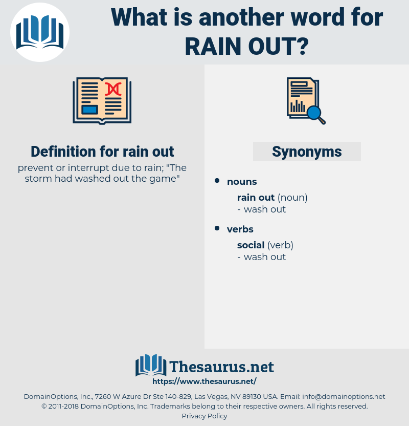 rain out, synonym rain out, another word for rain out, words like rain out, thesaurus rain out