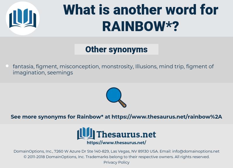 rainbow, synonym rainbow, another word for rainbow, words like rainbow, thesaurus rainbow