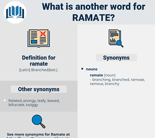 ramate, synonym ramate, another word for ramate, words like ramate, thesaurus ramate