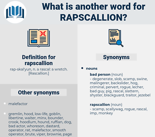 rapscallion, synonym rapscallion, another word for rapscallion, words like rapscallion, thesaurus rapscallion