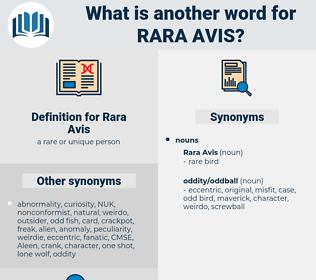 Rara Avis, synonym Rara Avis, another word for Rara Avis, words like Rara Avis, thesaurus Rara Avis