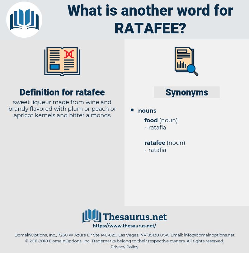 ratafee, synonym ratafee, another word for ratafee, words like ratafee, thesaurus ratafee