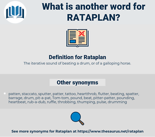 Rataplan, synonym Rataplan, another word for Rataplan, words like Rataplan, thesaurus Rataplan