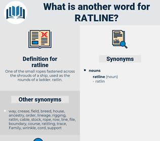 ratline, synonym ratline, another word for ratline, words like ratline, thesaurus ratline