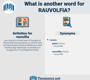 rauvolfia, synonym rauvolfia, another word for rauvolfia, words like rauvolfia, thesaurus rauvolfia