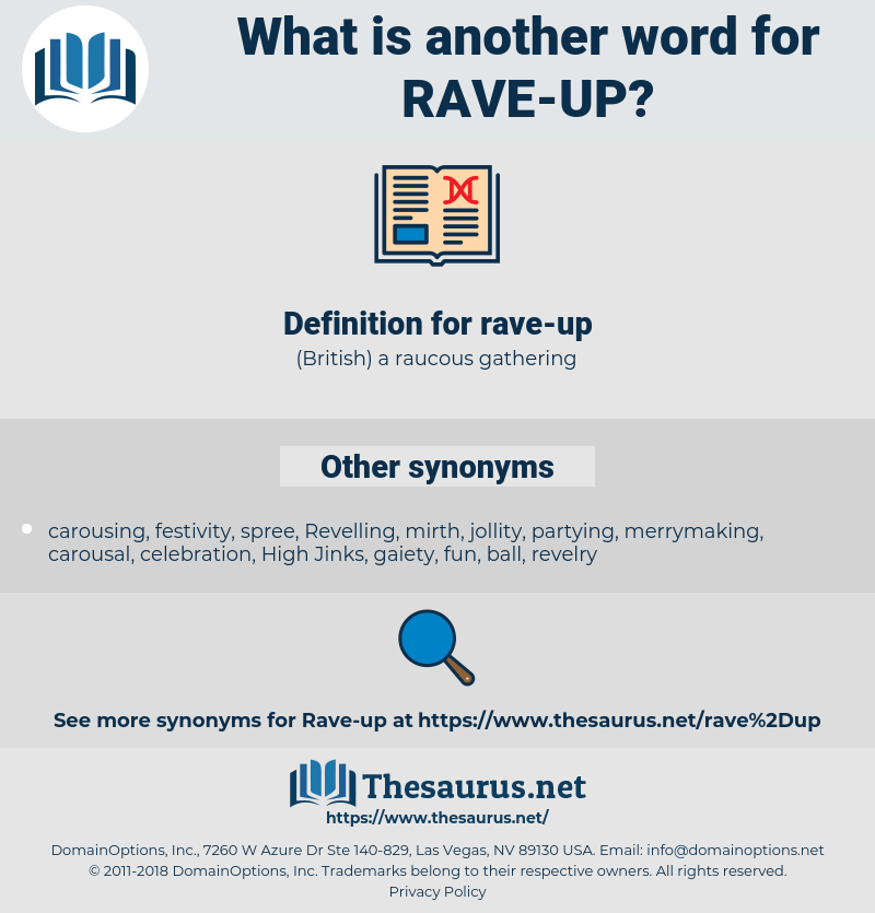 rave-up, synonym rave-up, another word for rave-up, words like rave-up, thesaurus rave-up