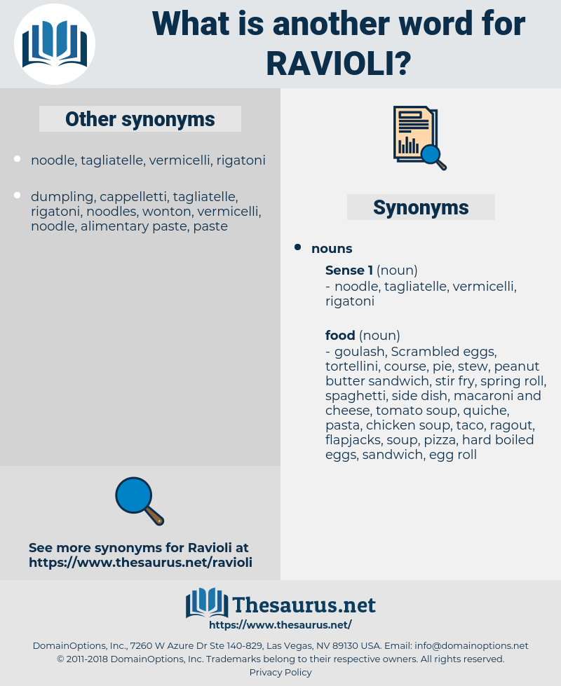 ravioli, synonym ravioli, another word for ravioli, words like ravioli, thesaurus ravioli
