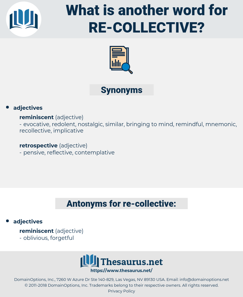 re collective, synonym re collective, another word for re collective, words like re collective, thesaurus re collective