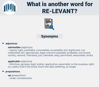 re levant, synonym re levant, another word for re levant, words like re levant, thesaurus re levant