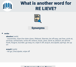 re lieve, synonym re lieve, another word for re lieve, words like re lieve, thesaurus re lieve