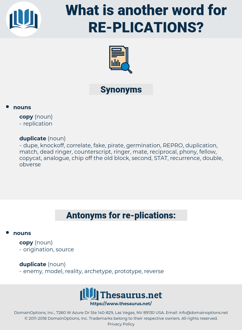 re plications, synonym re plications, another word for re plications, words like re plications, thesaurus re plications