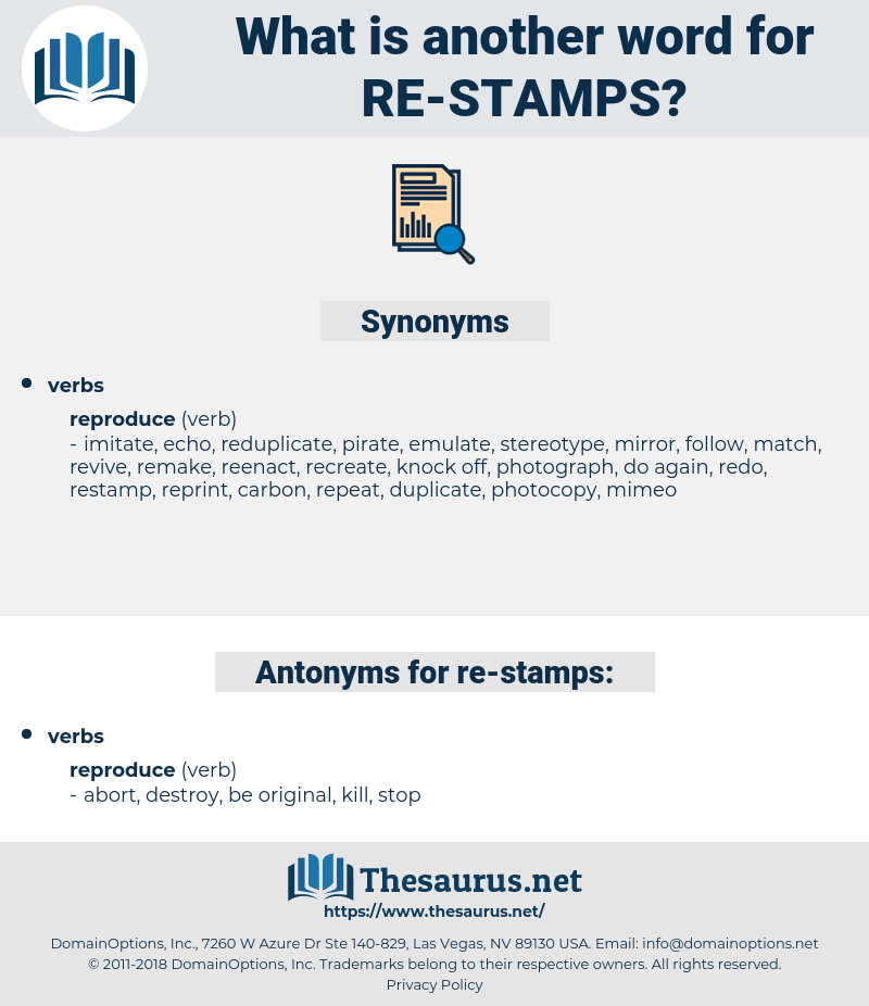 re stamps, synonym re stamps, another word for re stamps, words like re stamps, thesaurus re stamps