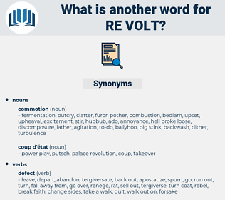 re-volt, synonym re-volt, another word for re-volt, words like re-volt, thesaurus re-volt
