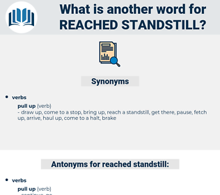 reached standstill, synonym reached standstill, another word for reached standstill, words like reached standstill, thesaurus reached standstill