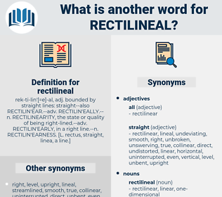 rectilineal, synonym rectilineal, another word for rectilineal, words like rectilineal, thesaurus rectilineal