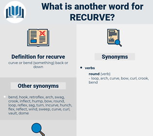 recurve, synonym recurve, another word for recurve, words like recurve, thesaurus recurve