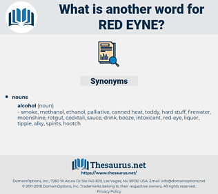 red-eyne, synonym red-eyne, another word for red-eyne, words like red-eyne, thesaurus red-eyne