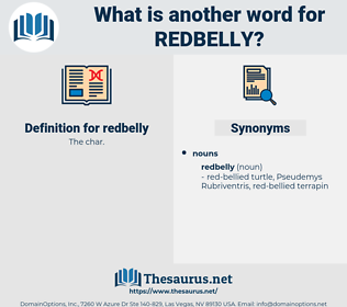 redbelly, synonym redbelly, another word for redbelly, words like redbelly, thesaurus redbelly