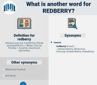 redberry, synonym redberry, another word for redberry, words like redberry, thesaurus redberry