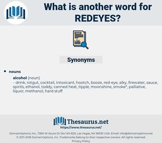 redeyes, synonym redeyes, another word for redeyes, words like redeyes, thesaurus redeyes