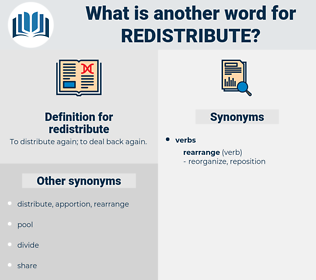 redistribute, synonym redistribute, another word for redistribute, words like redistribute, thesaurus redistribute