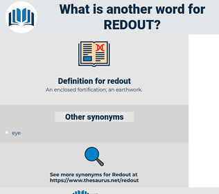 redout, synonym redout, another word for redout, words like redout, thesaurus redout