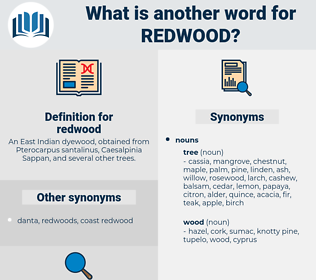 redwood, synonym redwood, another word for redwood, words like redwood, thesaurus redwood