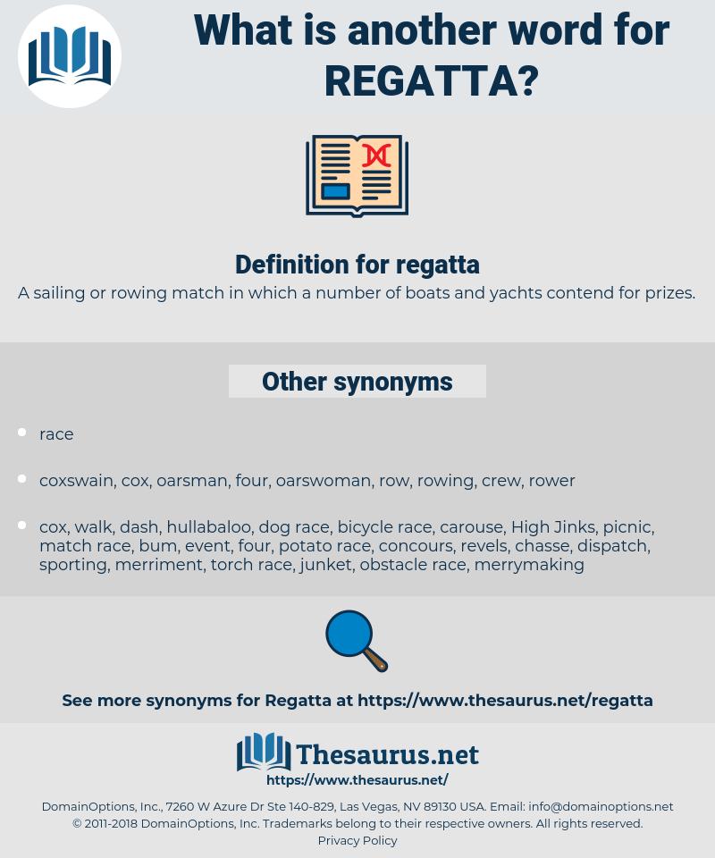 regatta, synonym regatta, another word for regatta, words like regatta, thesaurus regatta