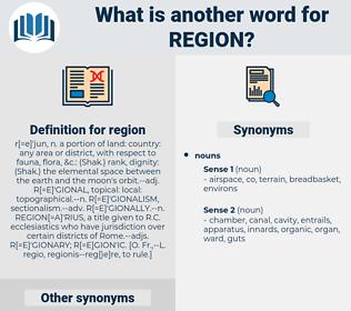 region, synonym region, another word for region, words like region, thesaurus region