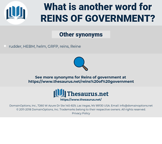 reins of government, synonym reins of government, another word for reins of government, words like reins of government, thesaurus reins of government