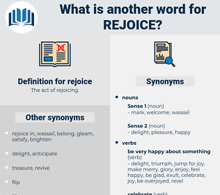 rejoice, synonym rejoice, another word for rejoice, words like rejoice, thesaurus rejoice