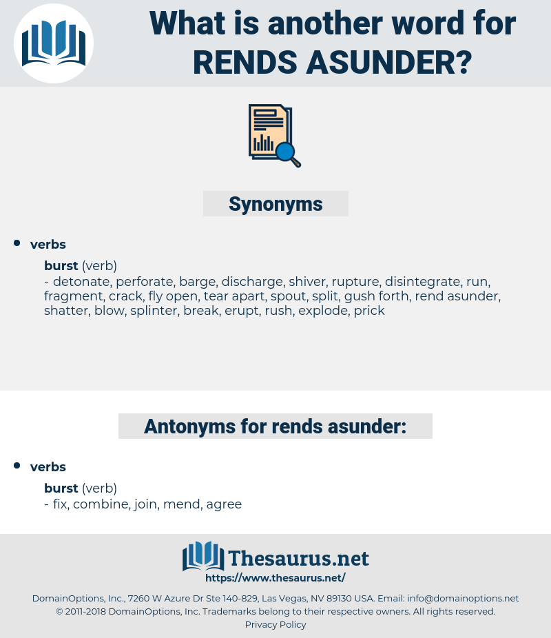 rends asunder, synonym rends asunder, another word for rends asunder, words like rends asunder, thesaurus rends asunder