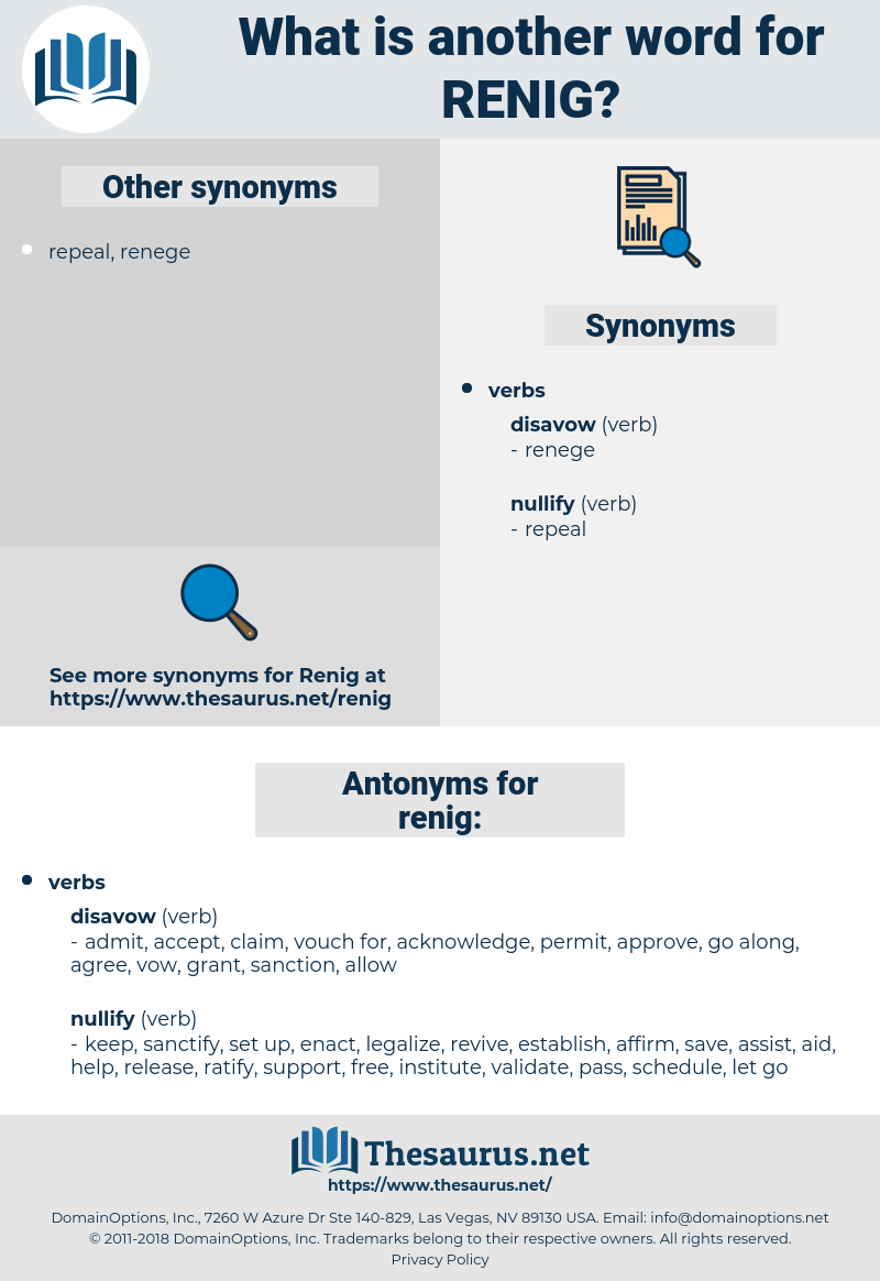 renig, synonym renig, another word for renig, words like renig, thesaurus renig