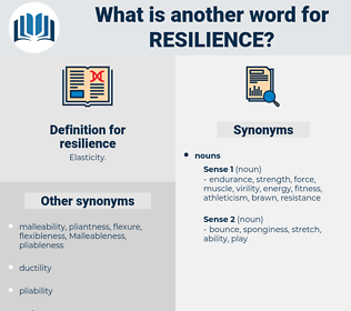 resilience, synonym resilience, another word for resilience, words like resilience, thesaurus resilience