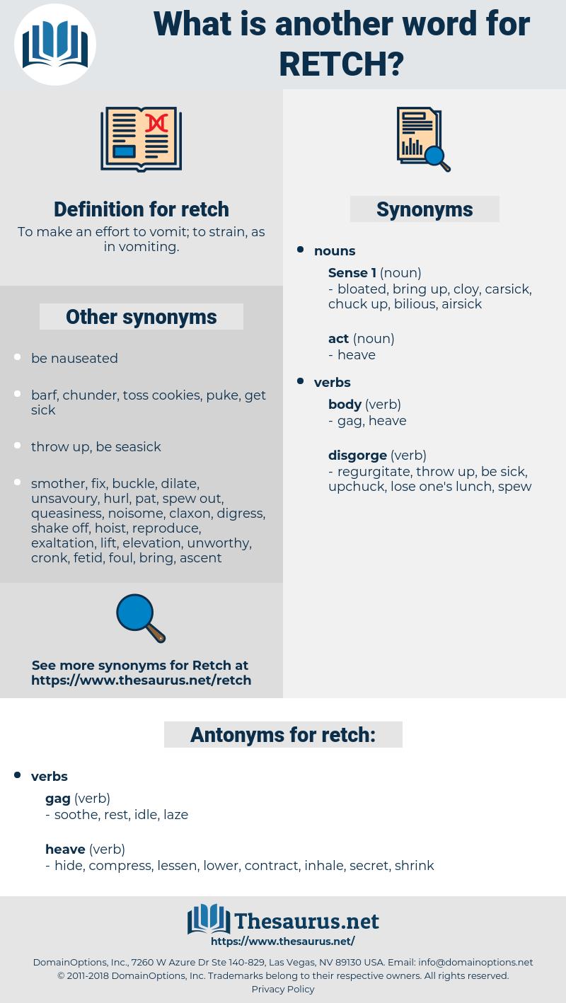retch, synonym retch, another word for retch, words like retch, thesaurus retch