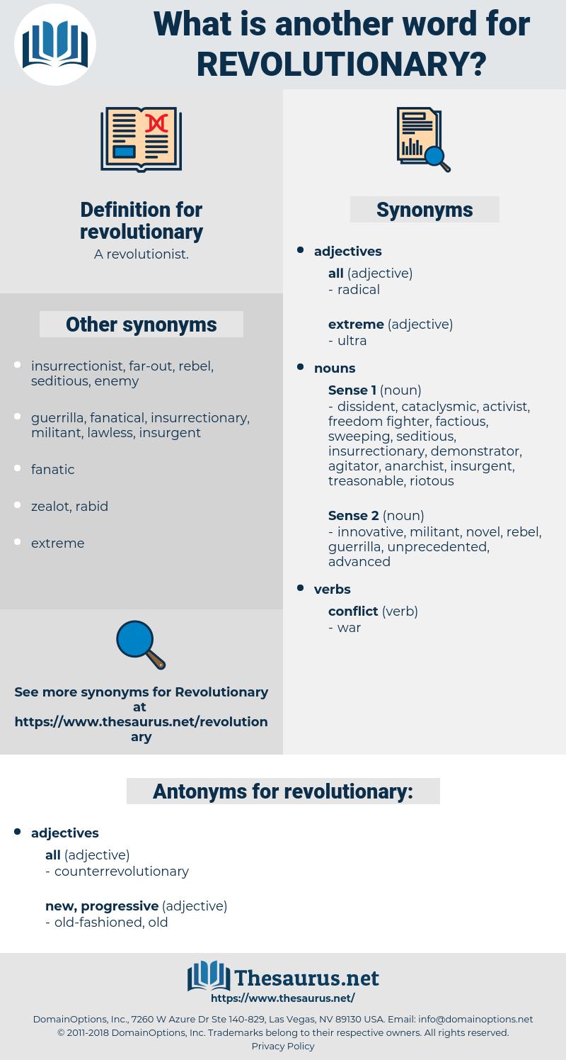 revolutionary, synonym revolutionary, another word for revolutionary, words like revolutionary, thesaurus revolutionary