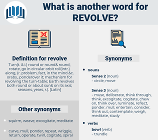 revolve, synonym revolve, another word for revolve, words like revolve, thesaurus revolve