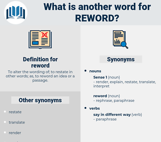 reword, synonym reword, another word for reword, words like reword, thesaurus reword