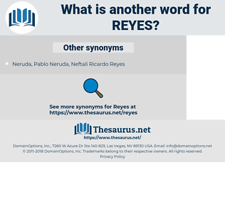 Reyes, synonym Reyes, another word for Reyes, words like Reyes, thesaurus Reyes