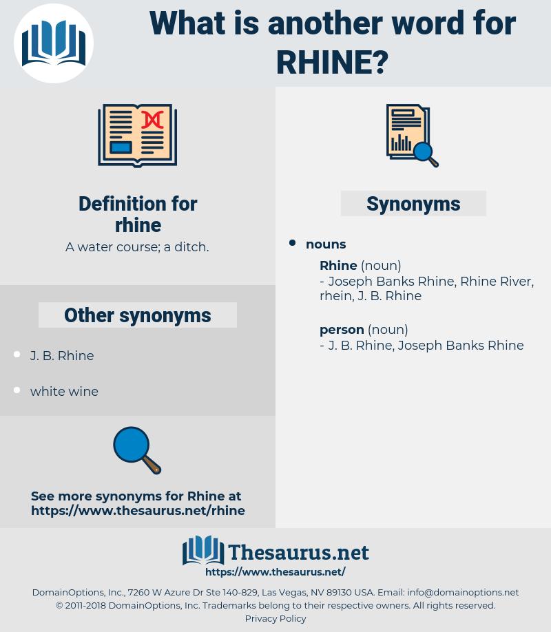 rhine, synonym rhine, another word for rhine, words like rhine, thesaurus rhine