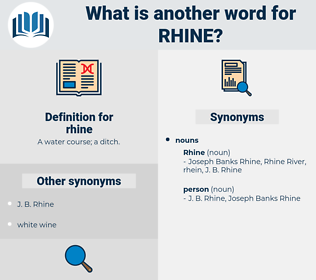 rhine, synonym rhine, another word for rhine, words like rhine, thesaurus rhine