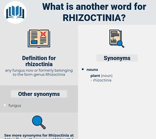 rhizoctinia, synonym rhizoctinia, another word for rhizoctinia, words like rhizoctinia, thesaurus rhizoctinia