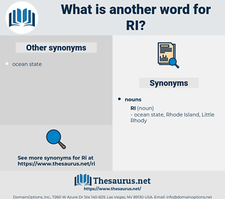 ri, synonym ri, another word for ri, words like ri, thesaurus ri