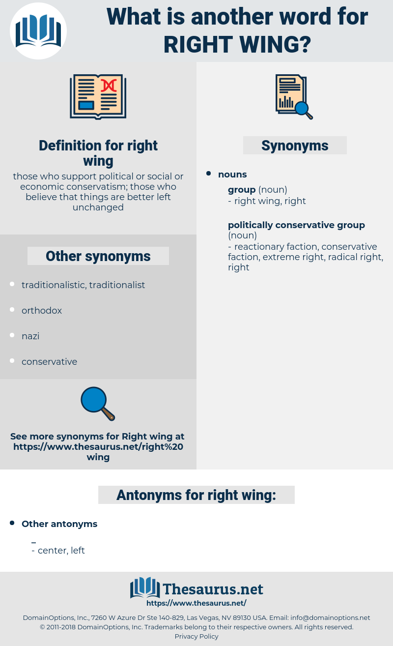 right-wing, synonym right-wing, another word for right-wing, words like right-wing, thesaurus right-wing
