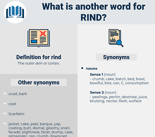 rind, synonym rind, another word for rind, words like rind, thesaurus rind