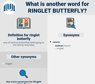 ringlet butterfly, synonym ringlet butterfly, another word for ringlet butterfly, words like ringlet butterfly, thesaurus ringlet butterfly