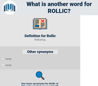 Rollic, synonym Rollic, another word for Rollic, words like Rollic, thesaurus Rollic